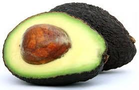 masca cu avocado